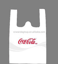 cola t-shirt bags with red print