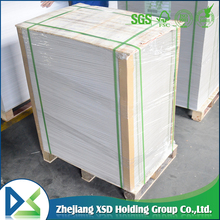 China mill duplex board packing paper in sheet packing
