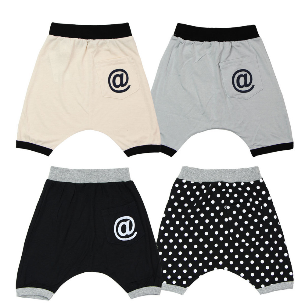 Hot 2015 Children Summer Pants Kids Hip-hop Pants Baby Girls Boys Leggings Cotton Casual Boys Harem Pants Trousers GL06