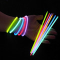 Eco-friendly 8inch cheap items to sell light sticks glow in the dark flashing bracelet