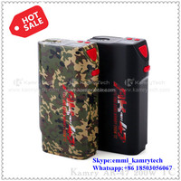 vape 2016 newest box mod kamry AK 47 200W high wattage vape mod 4500mah aircraft battery e-cigarette match RDA/RBA vaporizer