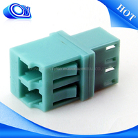 Hot sale top quality best price fiber home optica adapter , fiber optic adapter types