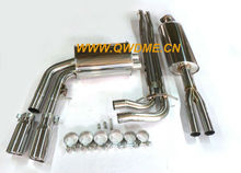 Auto Exhaust Muffler exhaust system for Volvo V70R S60R S80