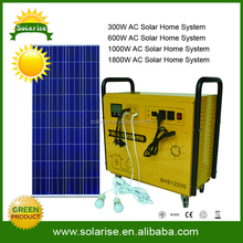 2016 new LCD 250kw solar electrical power