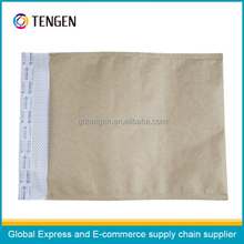 Board customized recycled printed custom golden kraft paper for envelope
