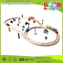 Hot Sale Wooden Kids Vehicle Toy Train Toy Sets