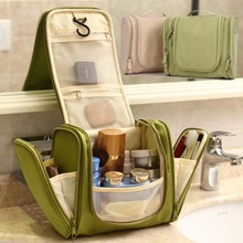 Travel Toiletry Wash Cosmetic Bag Water-proof Makeup Storage Case Hang Polyester New Products Bag
