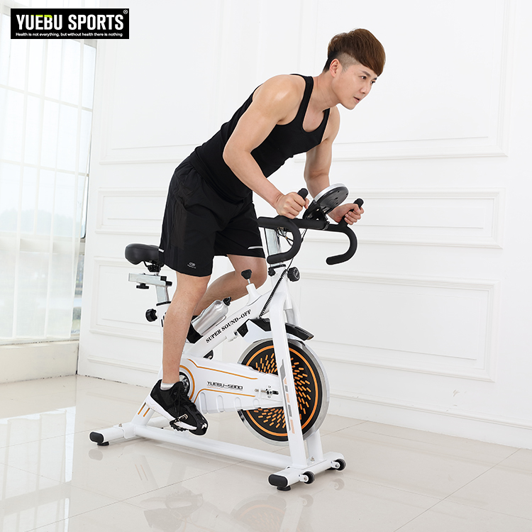 Yuebu Sports Equipment Body Fit Indoor Exercise Cycling Spin Bike