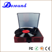 modern gramophone multiple record player vinyl turntable