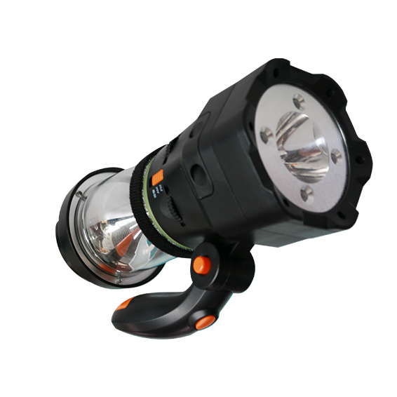 Multi-Function Military grade 9 in 1 Hand Lamp portable camping <strong>light</strong> led