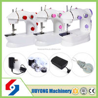 2015 new type sewing machine double needle price