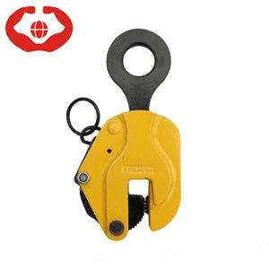 DSQ 16 ton Vertical Steel Plate Lifting Clamp with China supplier