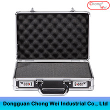 New design costomized design hard aluminum carry tool case