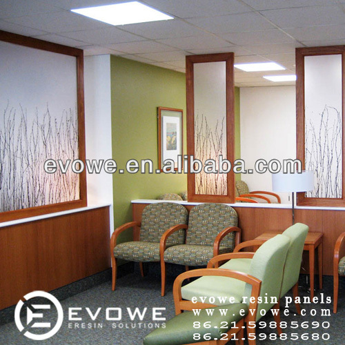 Architectural Interior Wall Panels Decoration