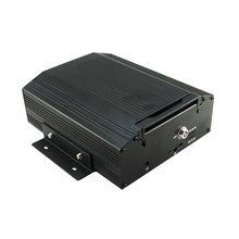 8 channel CCTV Mobile Car DVR support 3G GPS for police