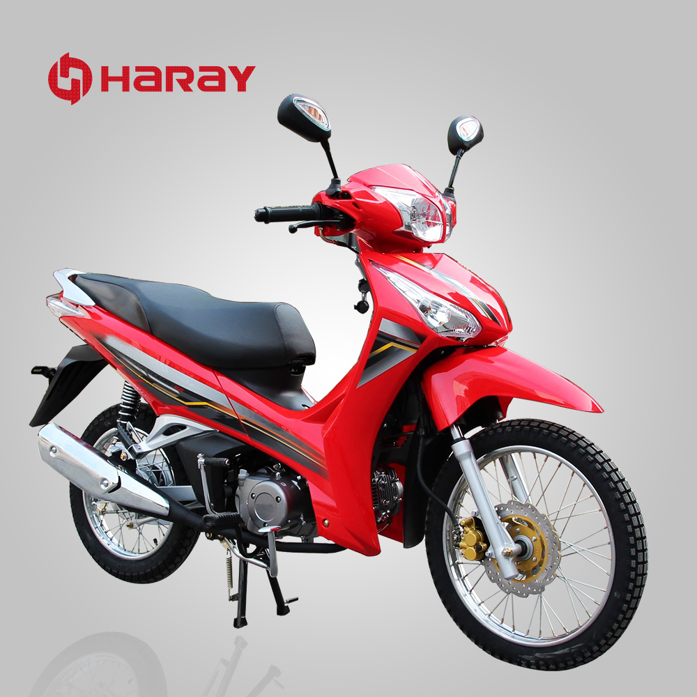 Good Quality and Cheap Cub Motorcycle 125cc, Motorcycle with 4-Stroke Air Cooled Engine (China Manufacturer)