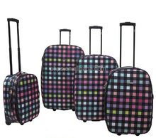 CHEAP PROMOTION TROLLEY BAG EVA GIFT LUGGAGE SET