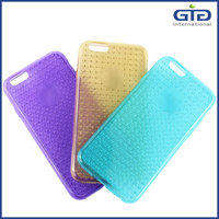 [GGIT] Wholesale Hot Selling Star Diamond TPU Mobile Phone Case For iPhone 6 Cover