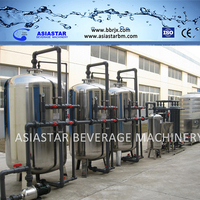 2016 Newest multiple functions high quality automatic ultrafilter mineral water filter/ultrafilter water treatment plant(CE,ISO)