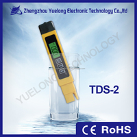 Hot sale water filter detecter TDS / EC/ Conductivity / TEMP meter