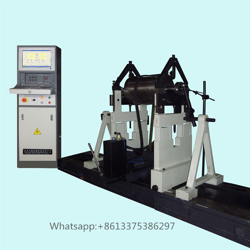 Rotor balancer YYQ-5000 pump impeller dynamic balancing machine equipment