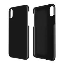 Sublimation Plastic PC Hard Blank Phone Case Cover For iPhone X