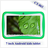 7inch Rockchip1.2 Ghz tablet PC android driver for kids