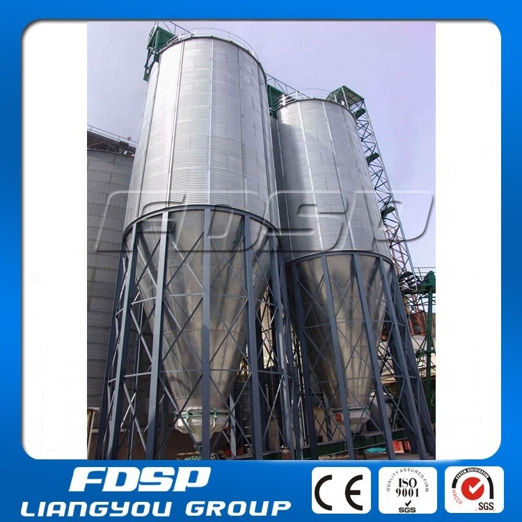 400T 500T Small Silos-Groundnut assembly silo-Small Grain Silo For Sale