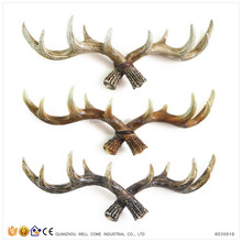 Resin Deer Antler Wall Mounted Hook