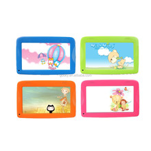 Best Gifts for Children 7 inch Android Kids Tablet PC 512MB/8GB Dual Cameras WIFI with Silicone Case