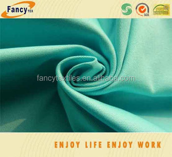 100% cotton 30x30 solid dyed fabric for make garment
