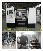 Chinese reliable quality of the CNC lathe lathe can wheel hub 24 inch wheels