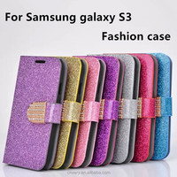 new products for phone case samsung s3 flip stand fashion mobile phone cover i9300 mobile accessories wholesale