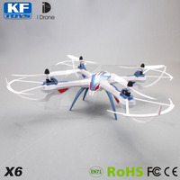 Idrone X6 2.4G 4CH Long Remote Distance Control Quadcopter Drone RC Toys