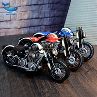 YWJT0040 HAXUAN Custom and cheap 3D Moto Metal Model