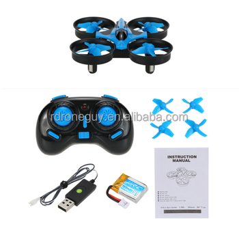 Mini Drone Rc Quadcopter Fly Helicopter Blade Inductrix Drons Quadrocopter Toys For Children