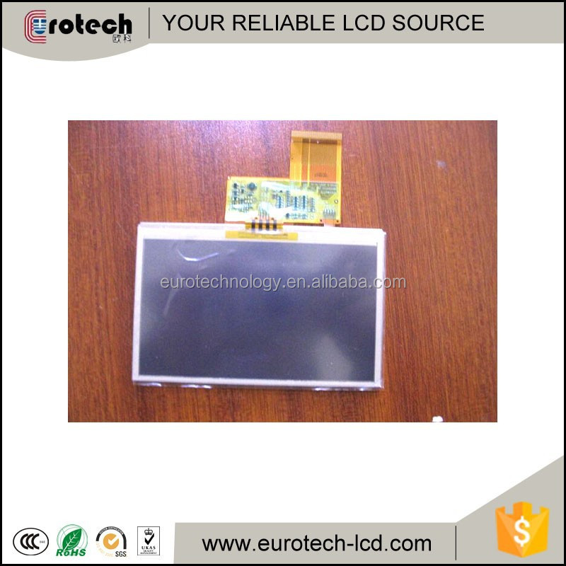 4.3inch LCD Screen +TOUCH Panel/digitizer LTE430WQ-F0C Display for tomtom go GPS Display