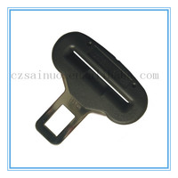 High quality metal seat belt buckle manufacturer hot sale seat belt buckle parts