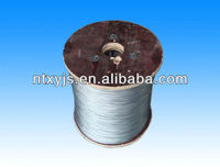 6x19 galvanized steel wire rope for lifts or elevators