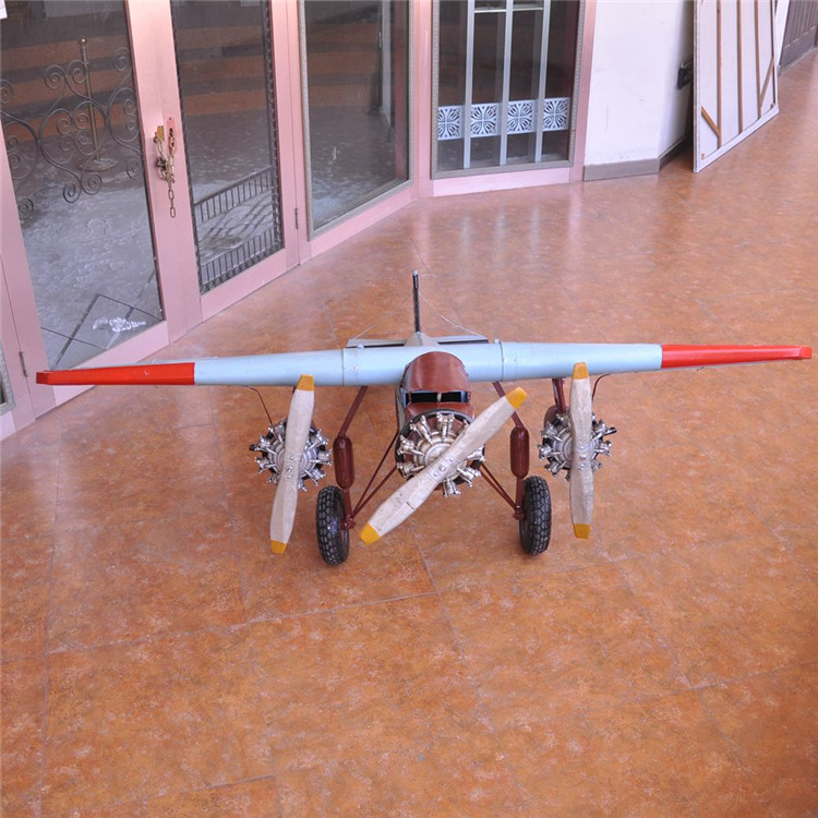 Factory Supply excellent quality decorative model airplane with good offer