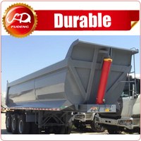 2 3 Axles Semi Dump Trailers