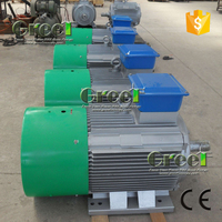 AC Output PMG Permanent Magnetic Alternator 10KW Wind Turbine Price