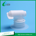 High technology safety value BIB bag valve spouts for chemical bag in box