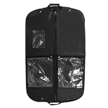 Eco-friendly Foldable Breathable Clothes Cover Travel Garment Bags