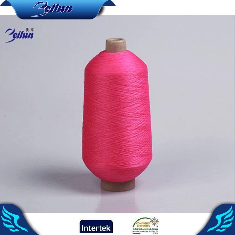 High quality 100% polyester yarn sewing thread cone for fishing nets