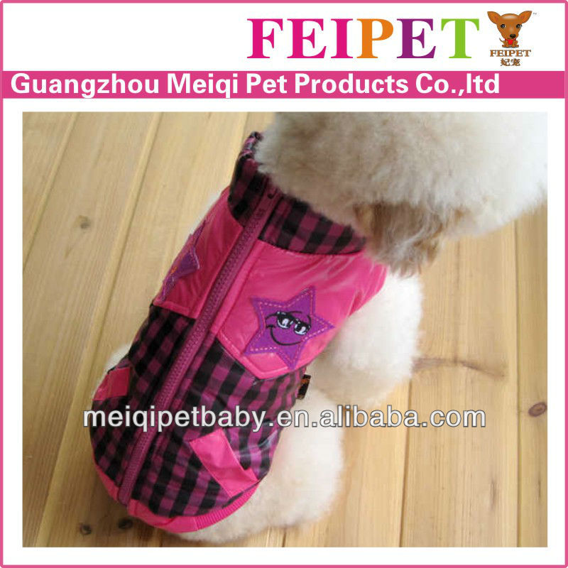 Wholesale Name Brand Designer Winter Dog Fashion Clothes