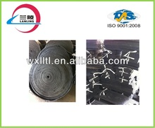 Railway track rubber pad