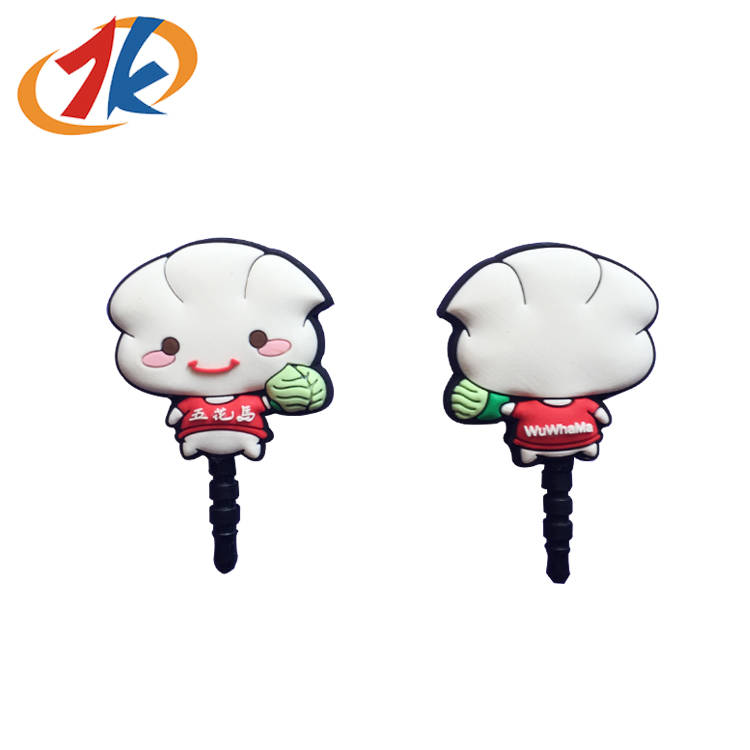 Hot Selling Small Lovely Earphone Dust Plug