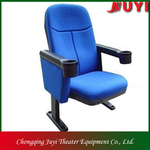 used cinema chairs for sale JY-907 factory price concert chair opera chair theater seat cup holder 3d/4d/5d