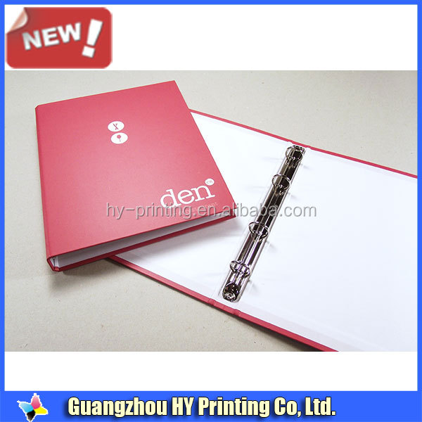4-Ring 20mm A4 Presentation Ringbinders